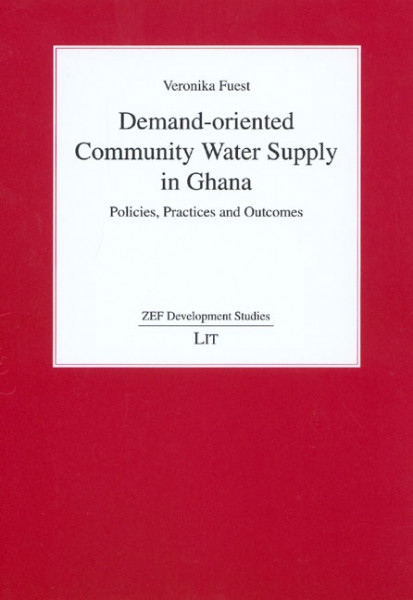 Demand-oriented Community Water Supply in Ghana