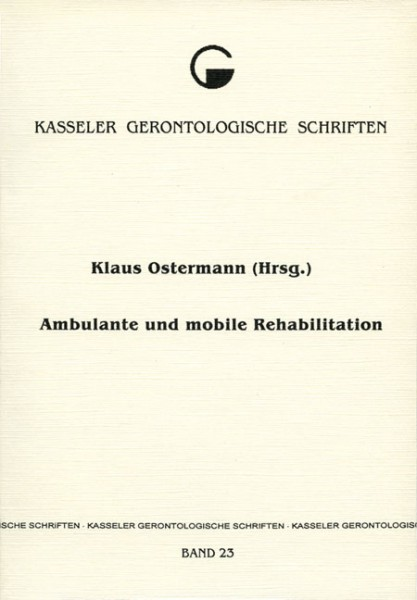 Ambulante und mobile Rehabilitation
