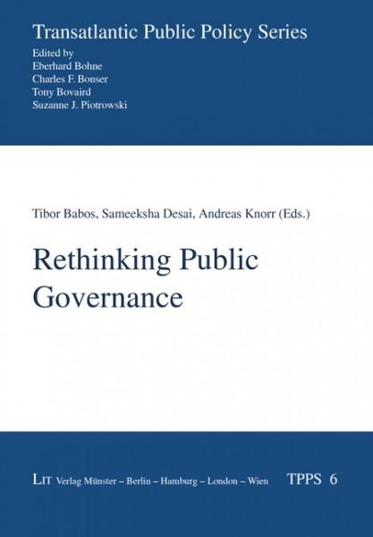 Rethinking Public Governance