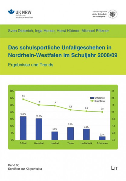 Das schulsportliche Unfallgeschehen in Nordrhein-Westfalen im Schuljahr 2008/09