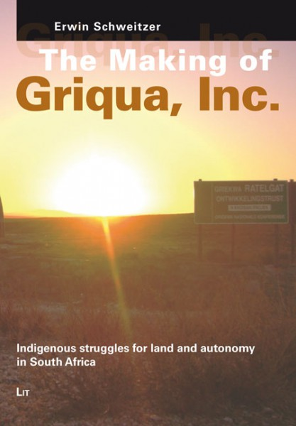 The Making of Griqua, Inc.