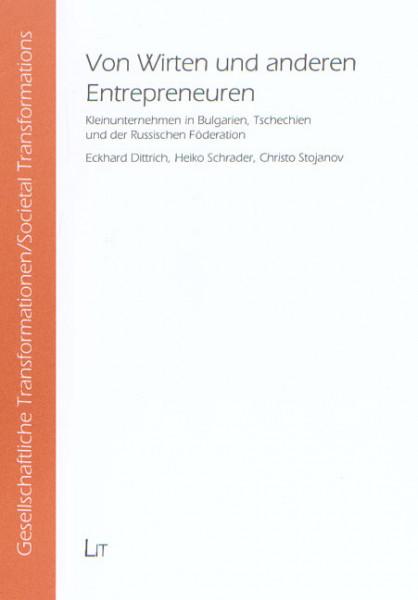 Von Wirten und anderen Entrepreneuren