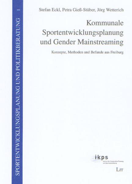 Kommunale Sportentwicklungsplanung und Gender Mainstreaming