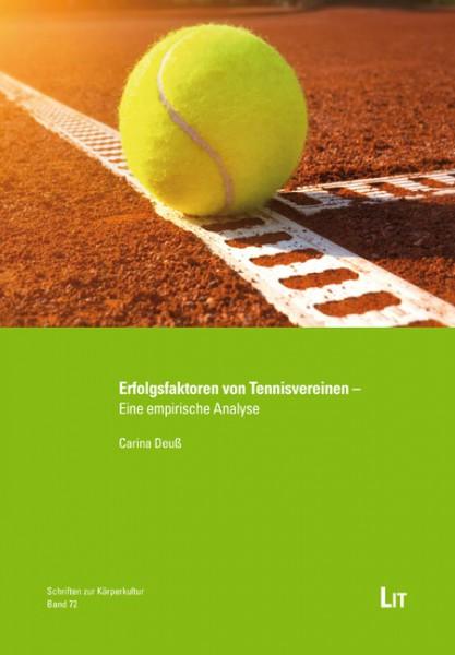 Erfolgsfaktoren von Tennisvereinen
