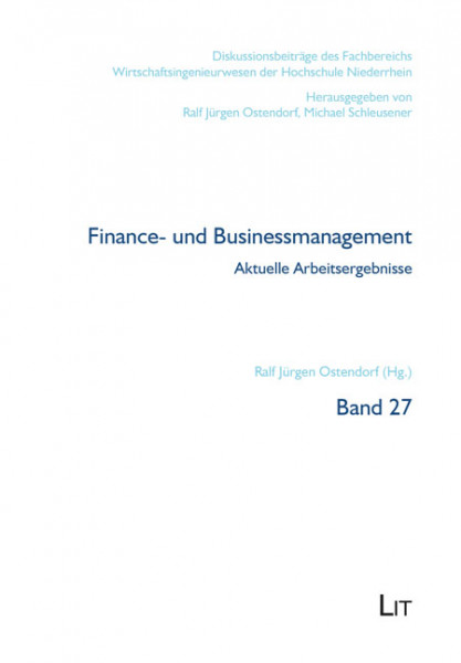 Finance- und Businessmanagement