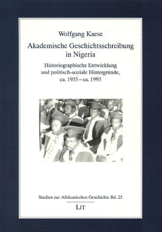 Akademische Geschichtsschreibung in Nigeria
