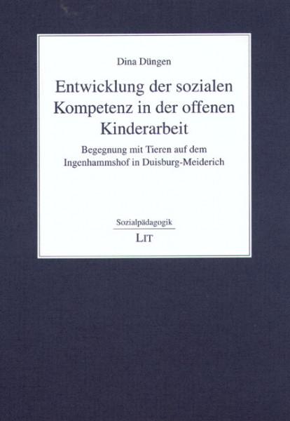 Entwicklung der sozialen Kompetenz in der offenen Kinderarbeit