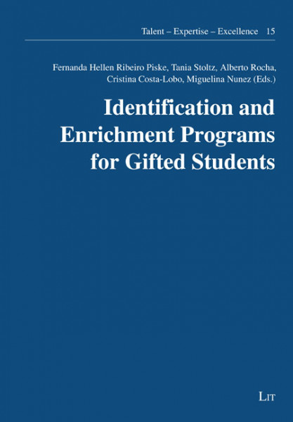 Identification and Enrichment Programs for Gifted Students