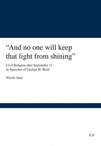 """""""And no one will keep that light from shining"""""""