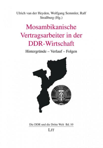 Mosambikanische Vertragsarbeiter in der DDR-Wirtschaft