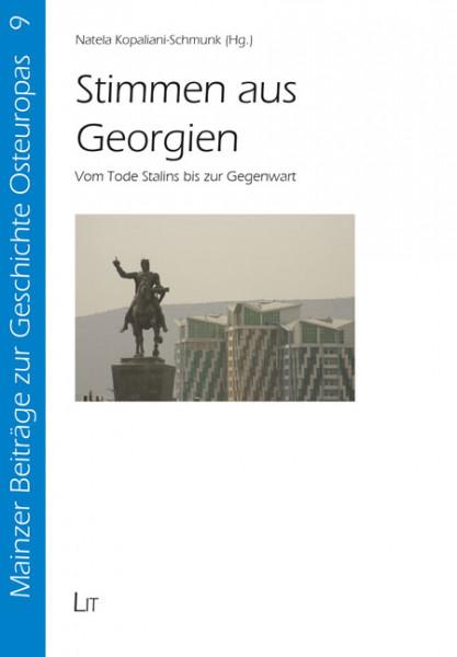 Stimmen aus Georgien