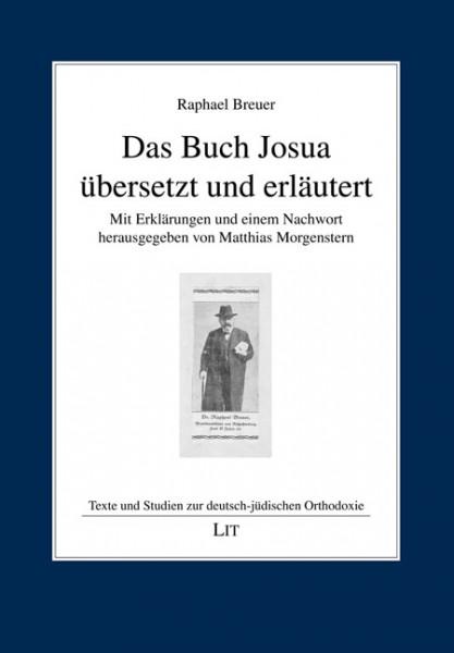 Das Buch Josua übersetzt und erläutert