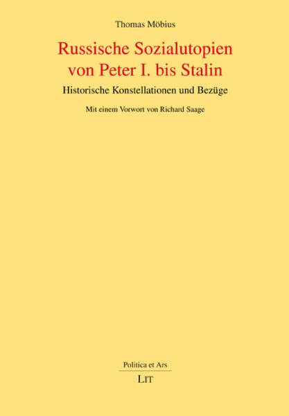 Russische Sozialutopien von Peter I. bis Stalin