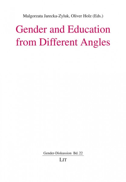 Gender and Education from Different Angles