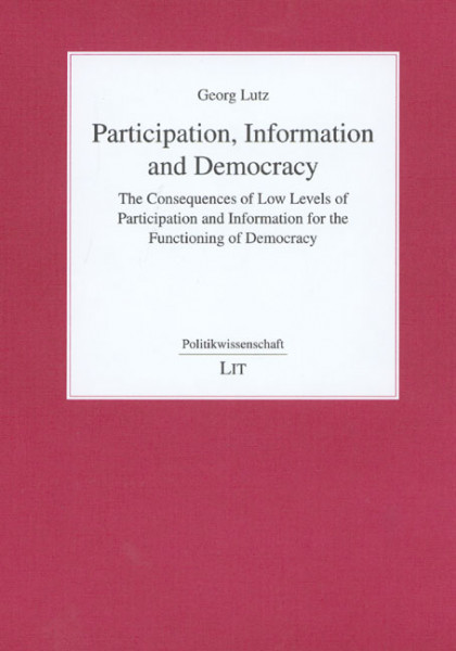 Participation, Information and Democracy