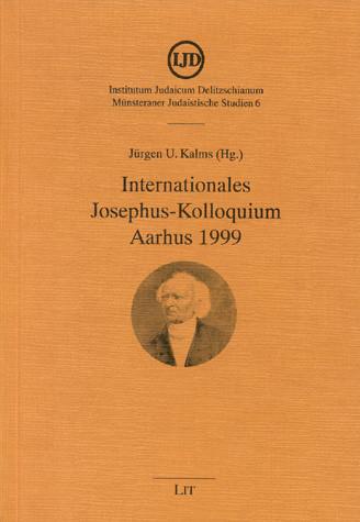 Internationales Josephus-Kolloquium Aarhus 1999