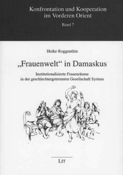 """""""Frauenwelt"""" in Damaskus"""