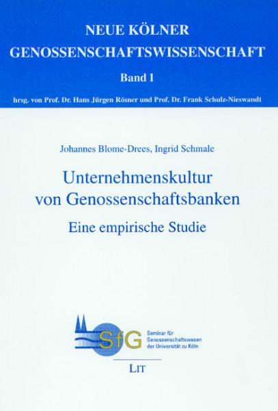 Unternehmenskultur von Genossenschaftsbanken