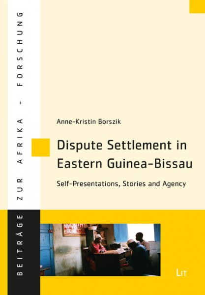 Dispute Settlement in Eastern Guinea-Bissau
