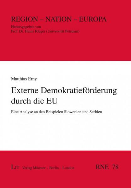 Externe Demokratieförderung durch die EU