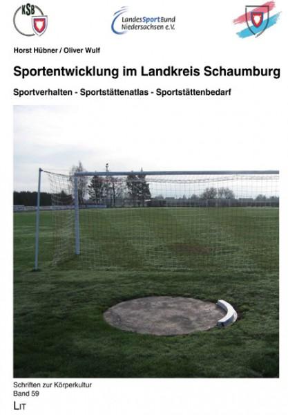 Sportentwicklung im Landkreis Schaumburg