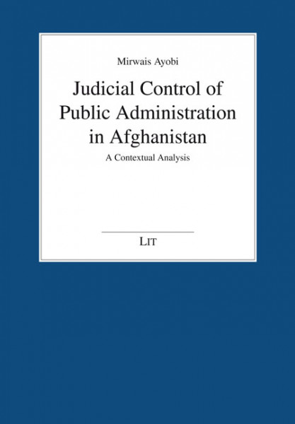 Judicial Control of Public Administration in Afghanistan