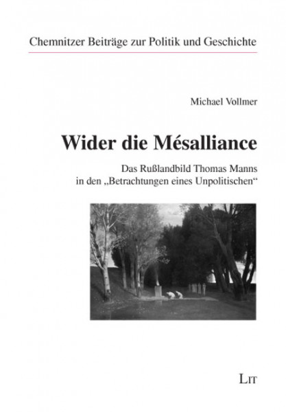 Wider die Mésalliance