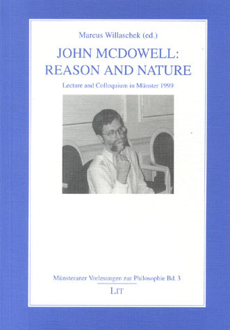 John McDowell: Reason and Nature