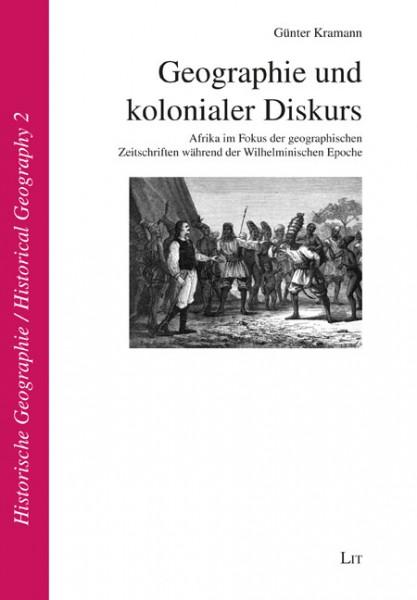 Geographie und kolonialer Diskurs