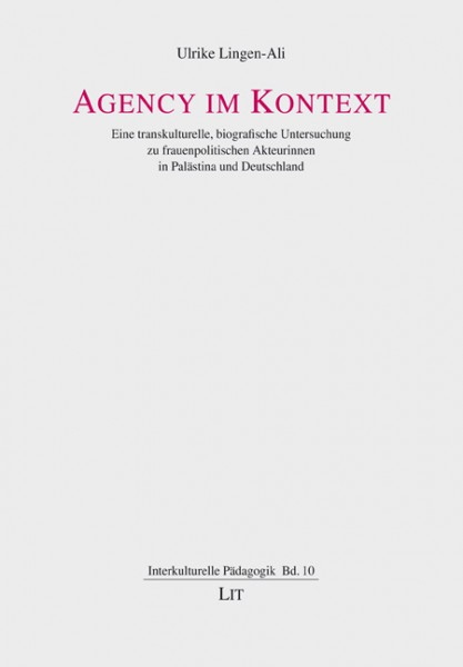 Agency im Kontext