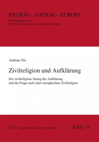 Zivilreligion und Aufklärung