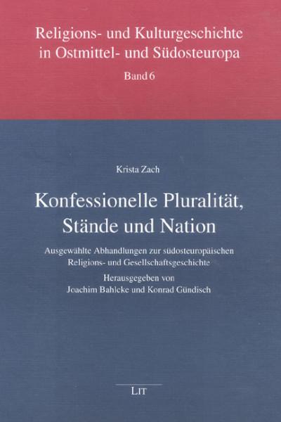 Konfessionelle Pluralität, Stände und Nation