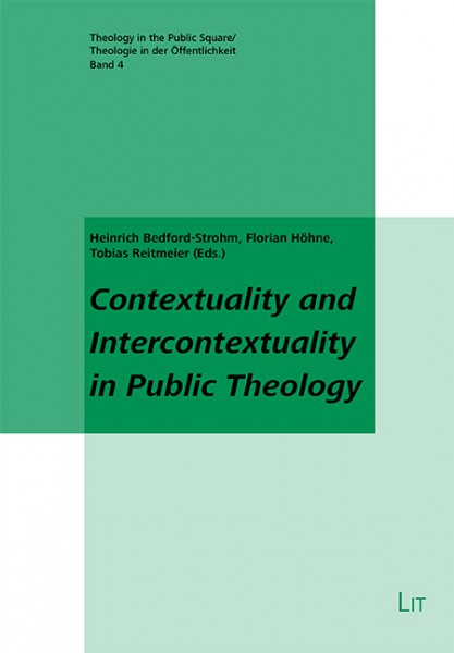 Contextuality and Intercontextuality in Public Theology