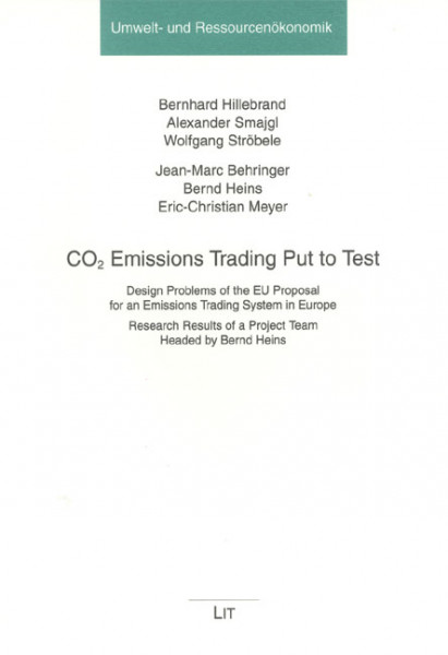 CO2 Emissions Trading Put to Test