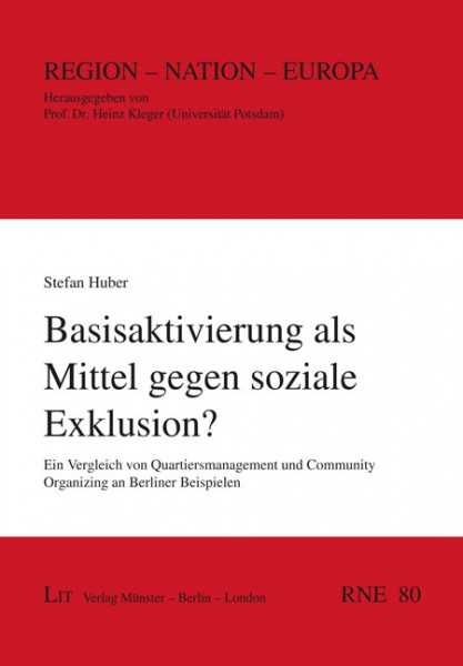 Basisaktivierung als Mittel gegen soziale Exklusion?