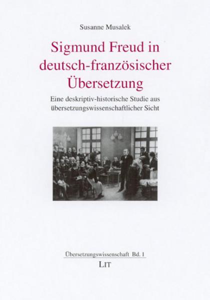 Sigmund Freud in französischer Übersetzung