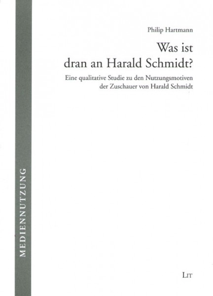 Was ist dran an Harald Schmidt?