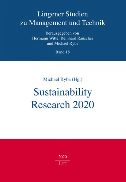 Sustainability Research 2020