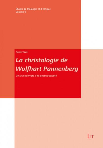 La christologie de Wolfhart Pannenberg