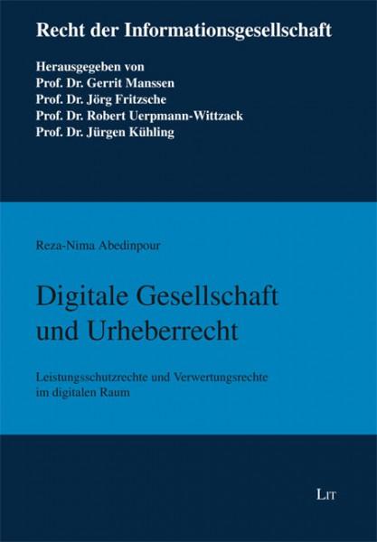 Digitale Gesellschaft und Urheberrecht