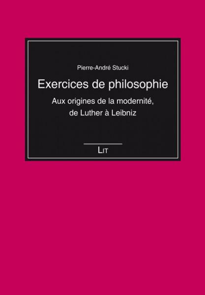 Exercices de philosophie