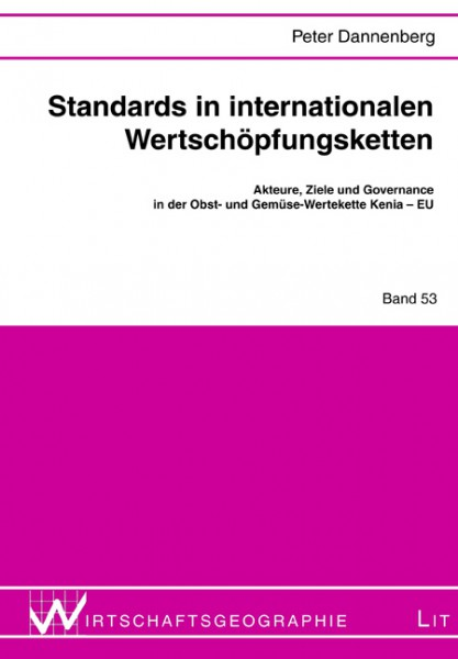 Standards in internationalen Wertschöpfungsketten
