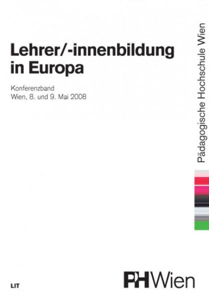 Lehrer/-innenbildung in Europa