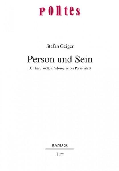 Person und Sein