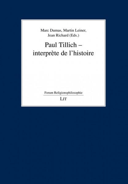 Paul Tillich - interprète de l'histoire