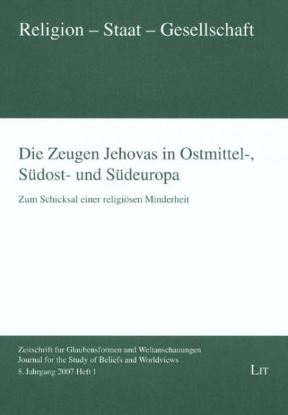 Die Zeugen Jehovas in Ostmittel-, Südost- und Südeuropa