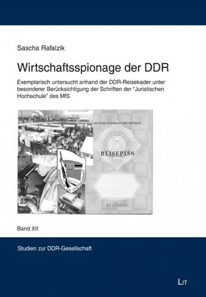 Wirtschaftsspionage der DDR