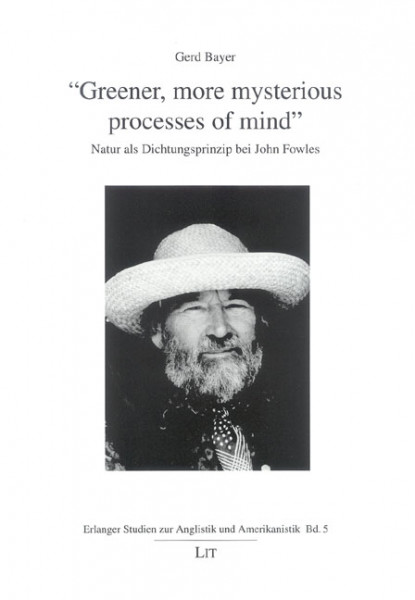 """""""Greener, more mysterious processes of mind"""""""