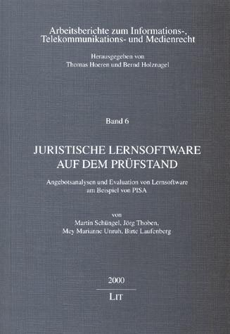 Juristische Lernsoftware auf dem Prüfstand