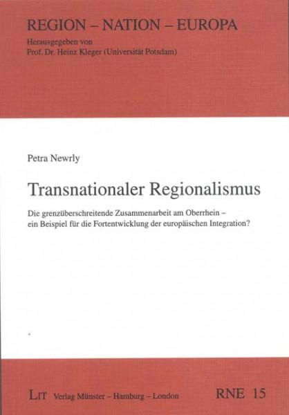 Transnationaler Regionalismus